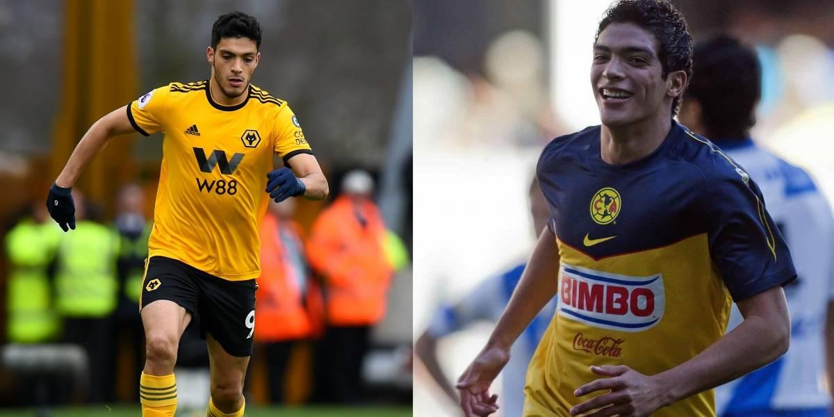 FOTOS: El antes y después de Raúl Jiménez, el goleador de la Liga Premier