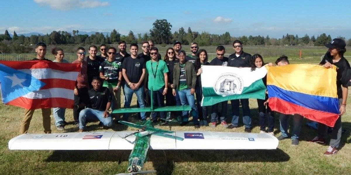 Estudiantes del RUM participarán en categoría avanzada en competencia de aeronáutica