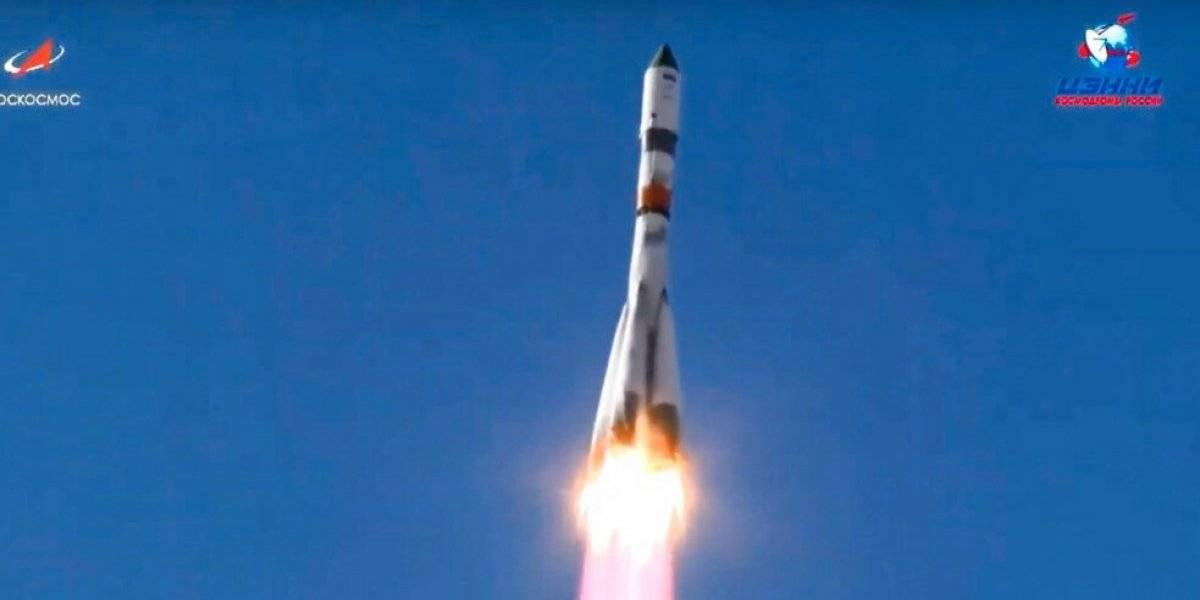 Nave de carga rusa llega a la Estación Espacial
