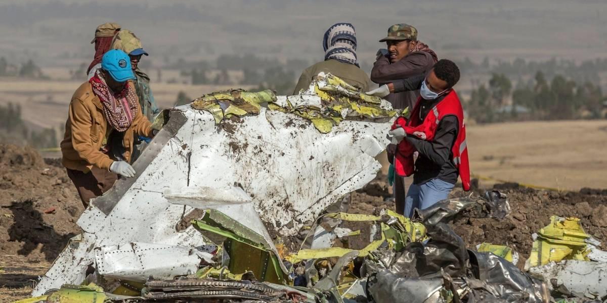 Informe: sensor defectuoso provocó caída de avión etíope
