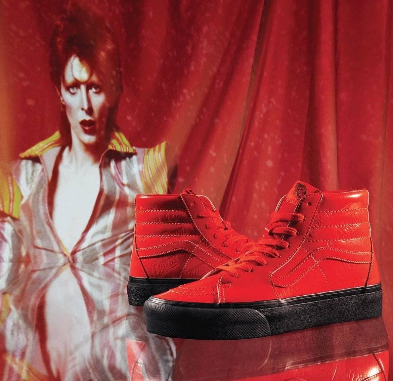 Vans x Bowie