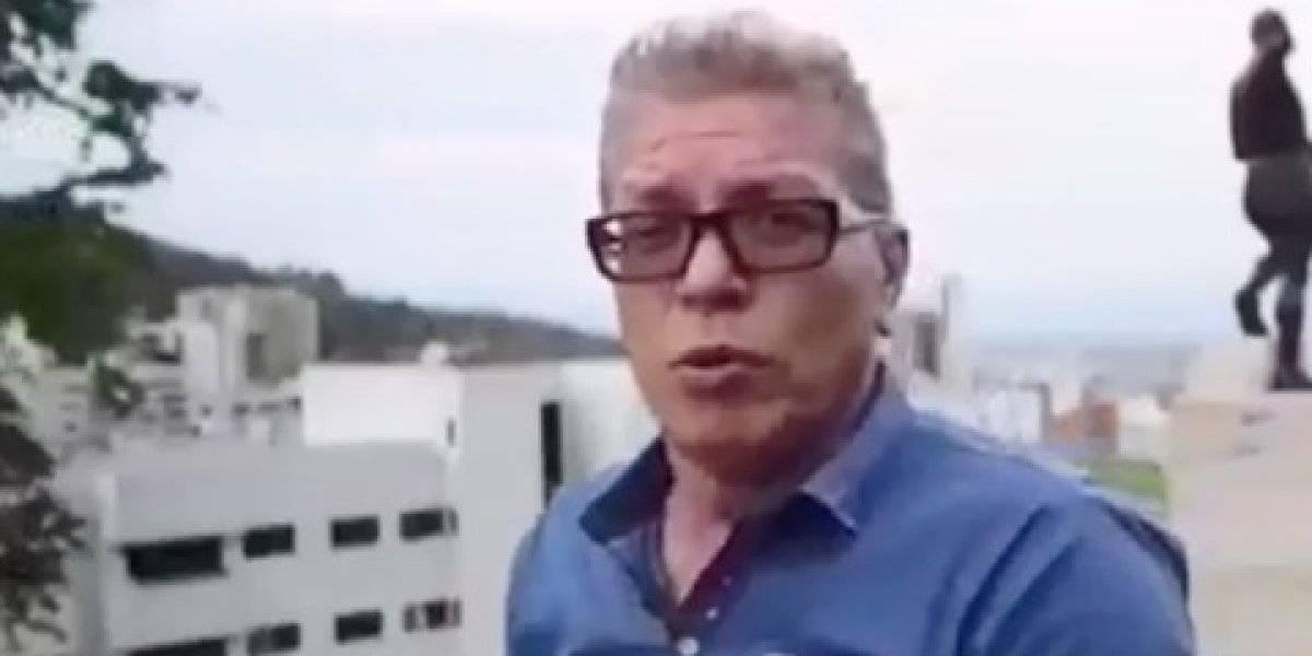 Locutor colombiano insulta a salseros puertorriqueños
