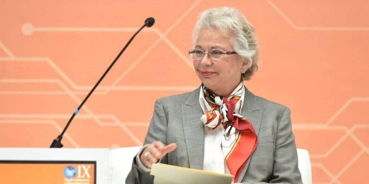 Sánchez Cordero rechaza que ingreso de migrantes derive en crisis