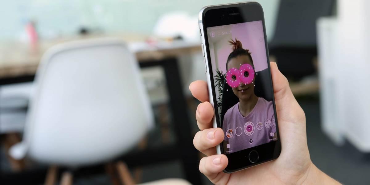 Snapchat lanza Scan, su nueva plataforma de realidad aumentada