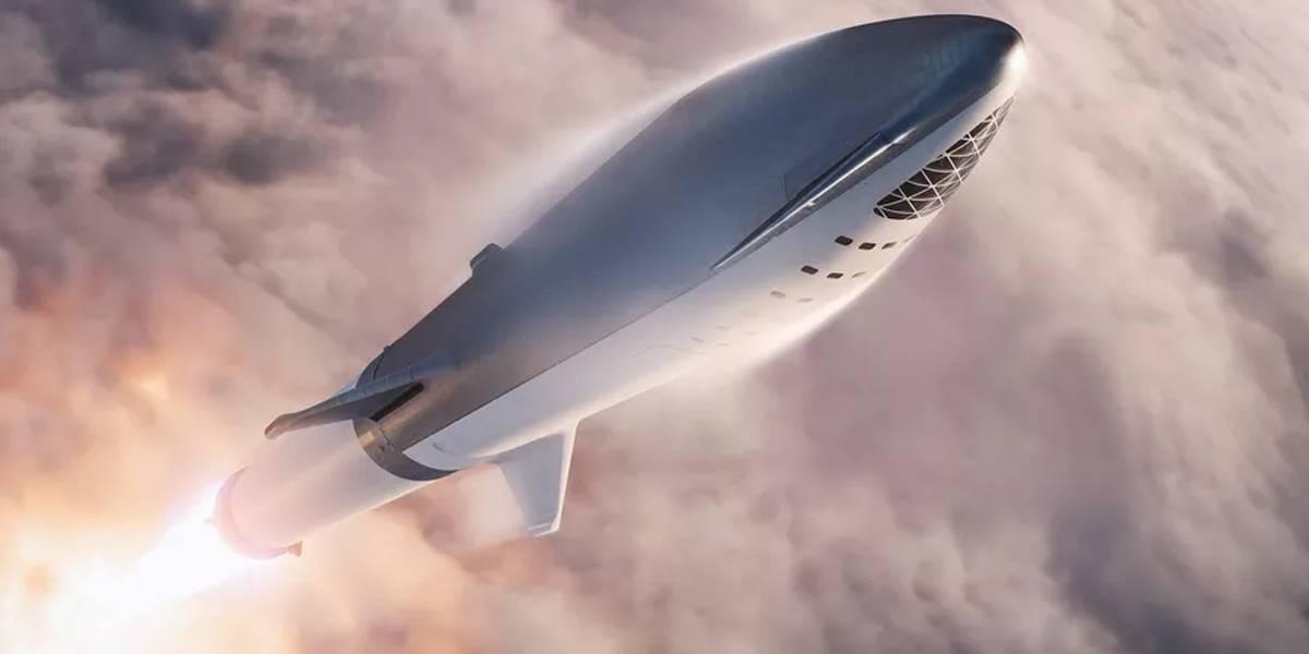 SpaceX enciende con éxito el motor de su Starship (y no explota)