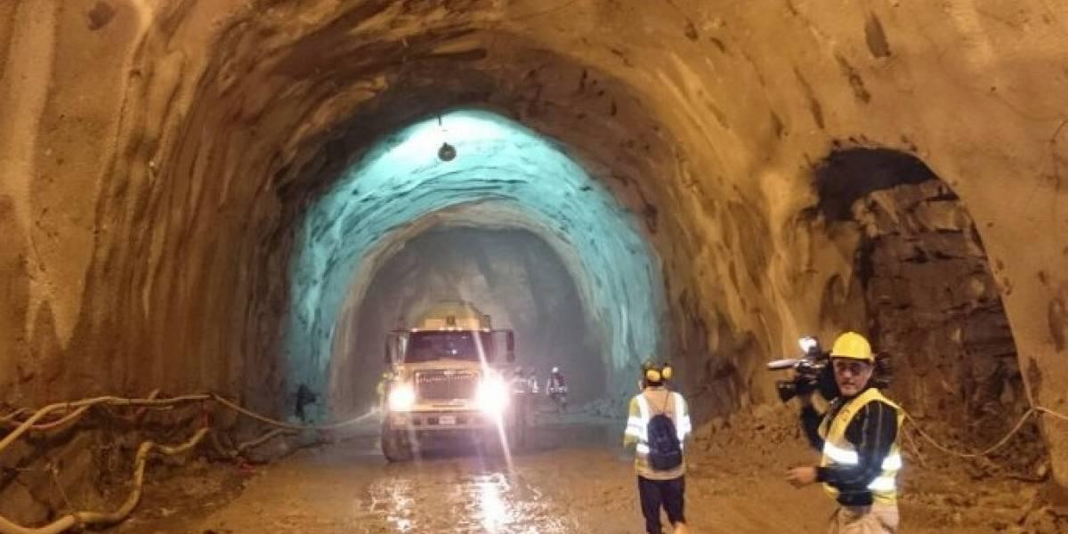 Entrega del Túnel del Oriente vuelve a aplazarse