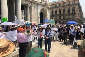 Estudiantes y académicos marchan para exigir que termine la huelga en la UAM