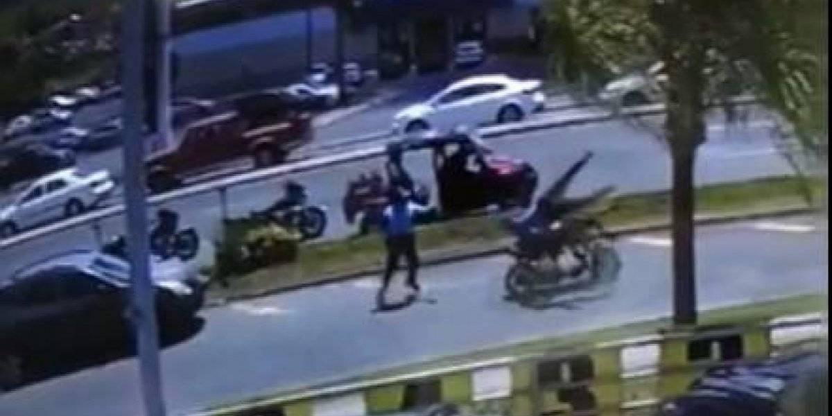 A institución juvenil menores que arrollaron policía en Cayey