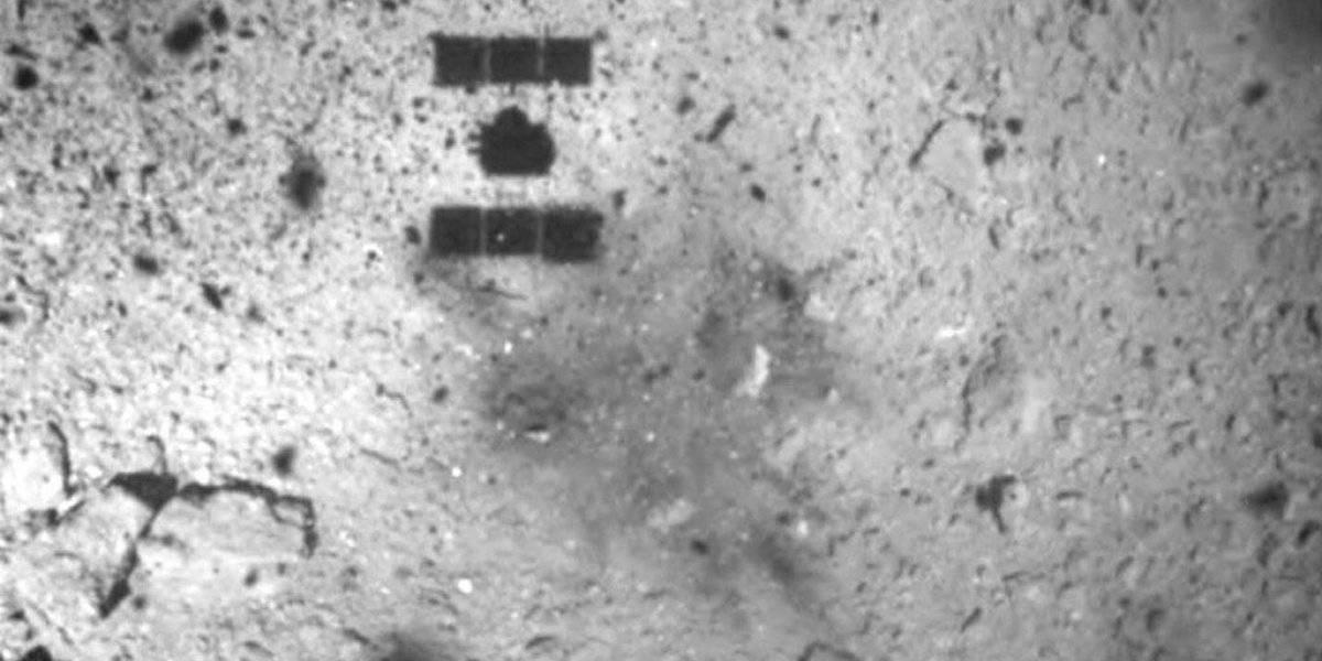 Japón lanza explosivos en asteroide para responder crucial duda: ¿Cuál es el origen del sistema solar?