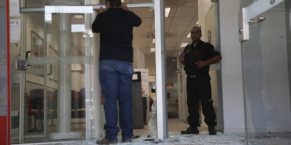 Quarto integrante da quadrilha que assaltou banco em Guararema é preso