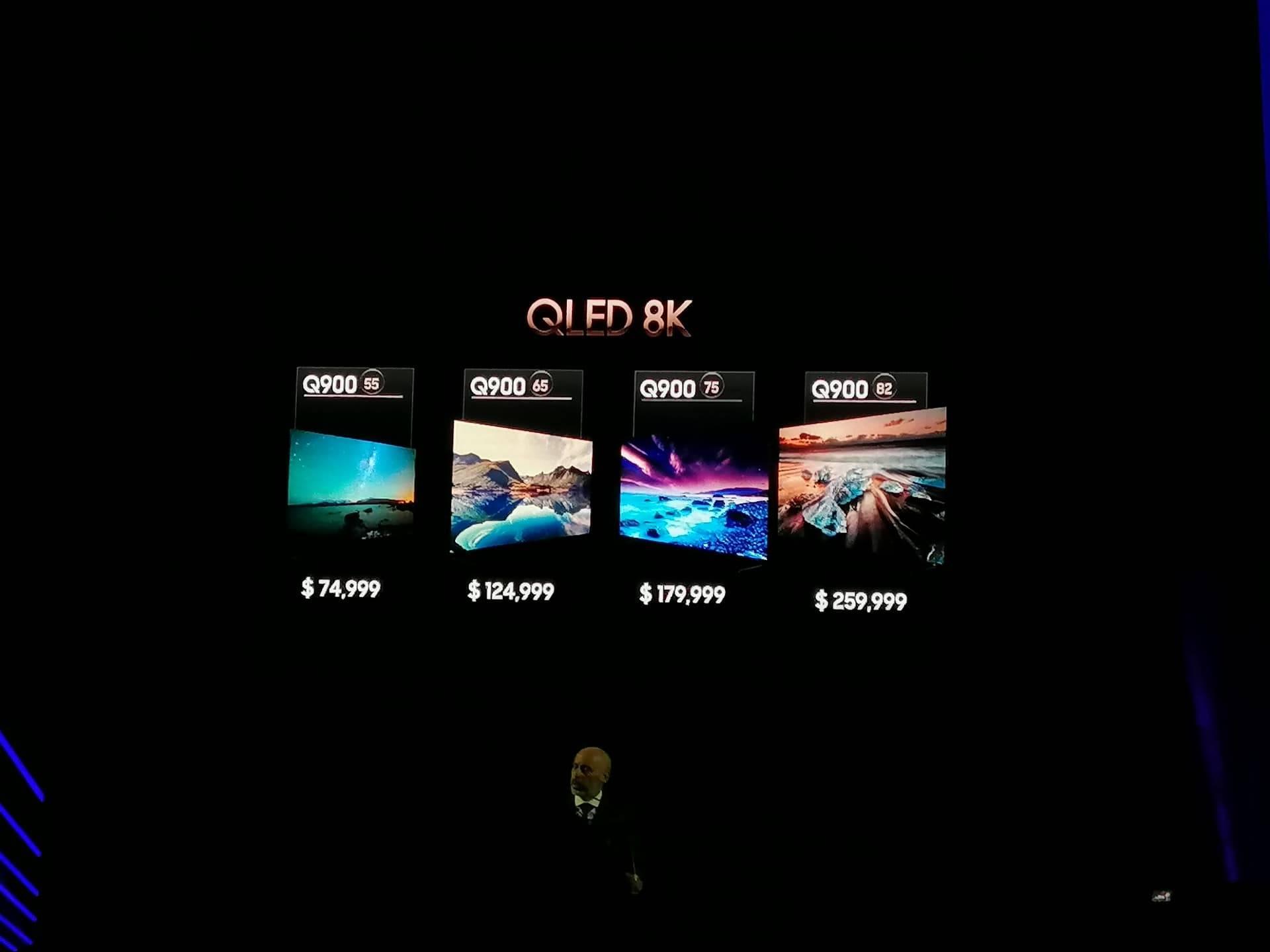 Samsung 8K México