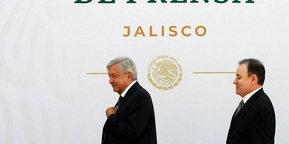 López Obrador destaca coordinación con Jalisco en combate a inseguridad