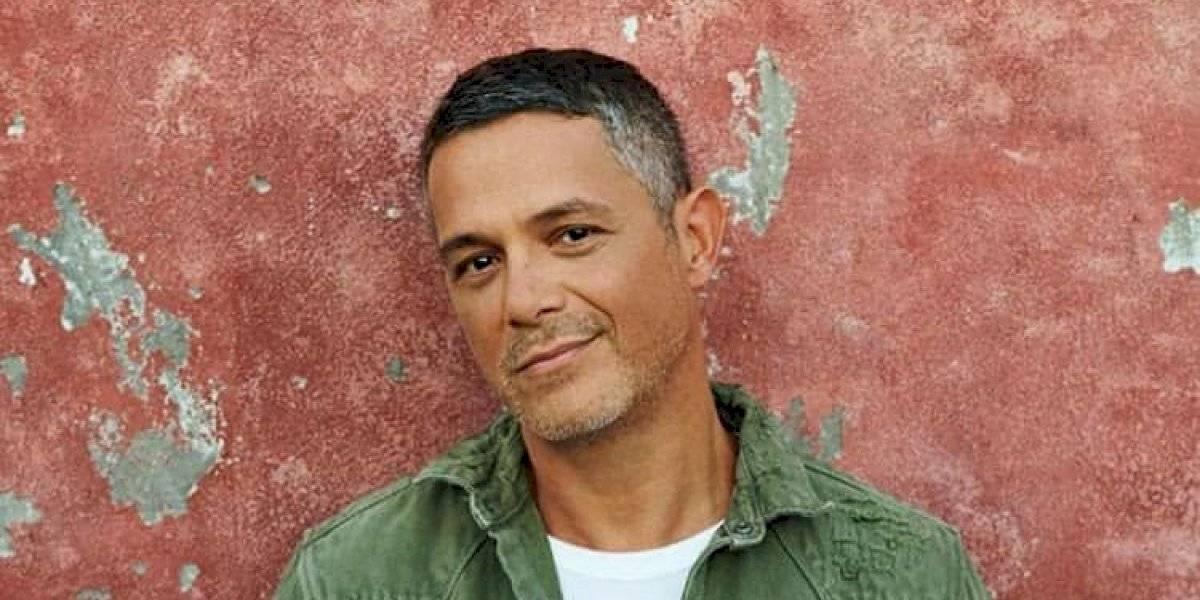 Alejandro Sanz sorprende con foto a lado de 'Quico' de 'El Chavo del 8'