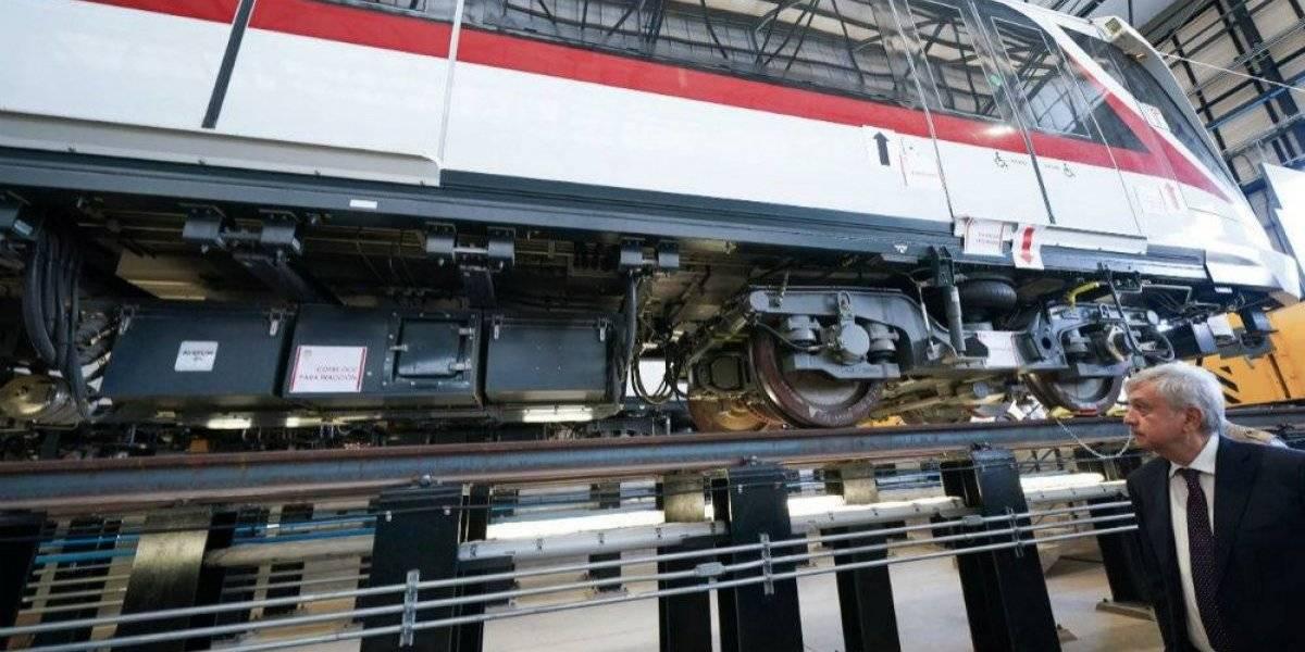 AMLO reitera que Línea 3 del Metro de Guadalajara estará terminada en diciembre