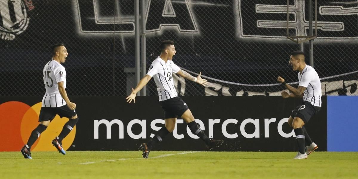 Libertad hunde a Rosario Central y agranda aún más el sueño de la UC en la Copa Libertadores