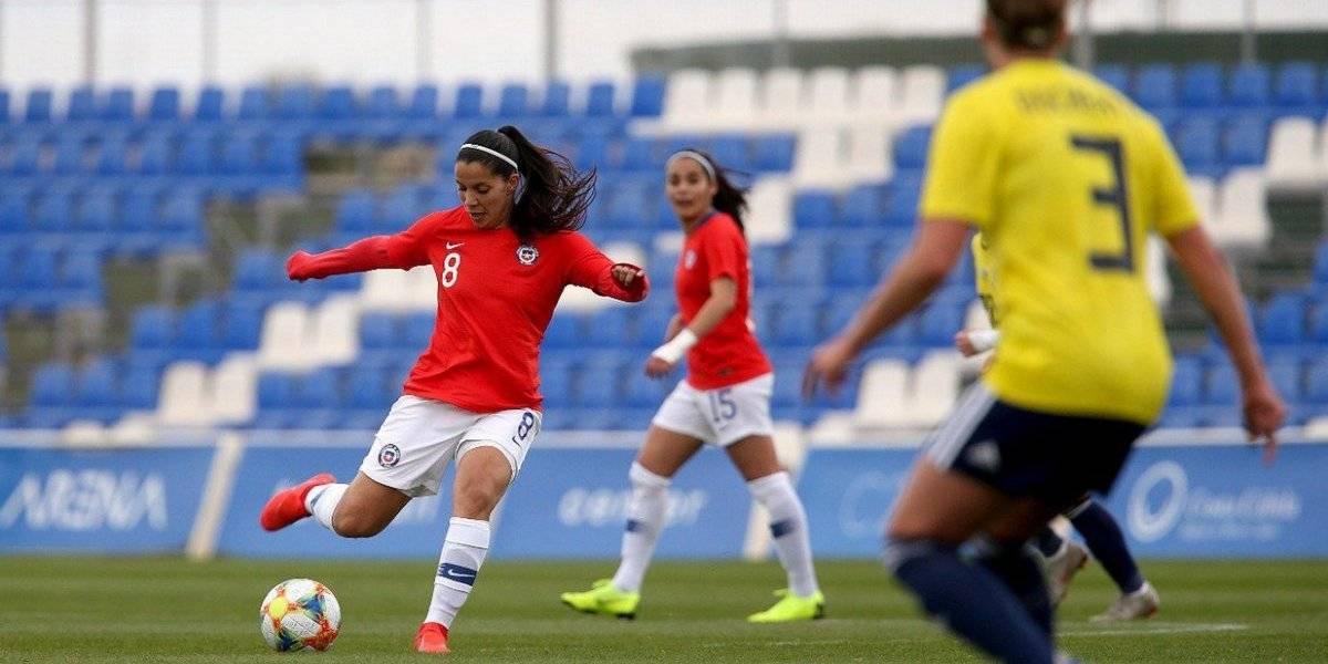 Minuto a minuto: La Roja femenina se alista para el Mundial enfrentando un amistoso ante Escocia