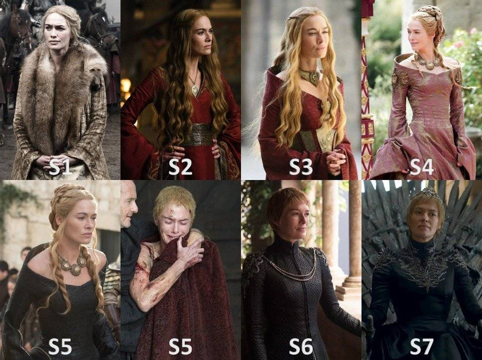 cersei evolution