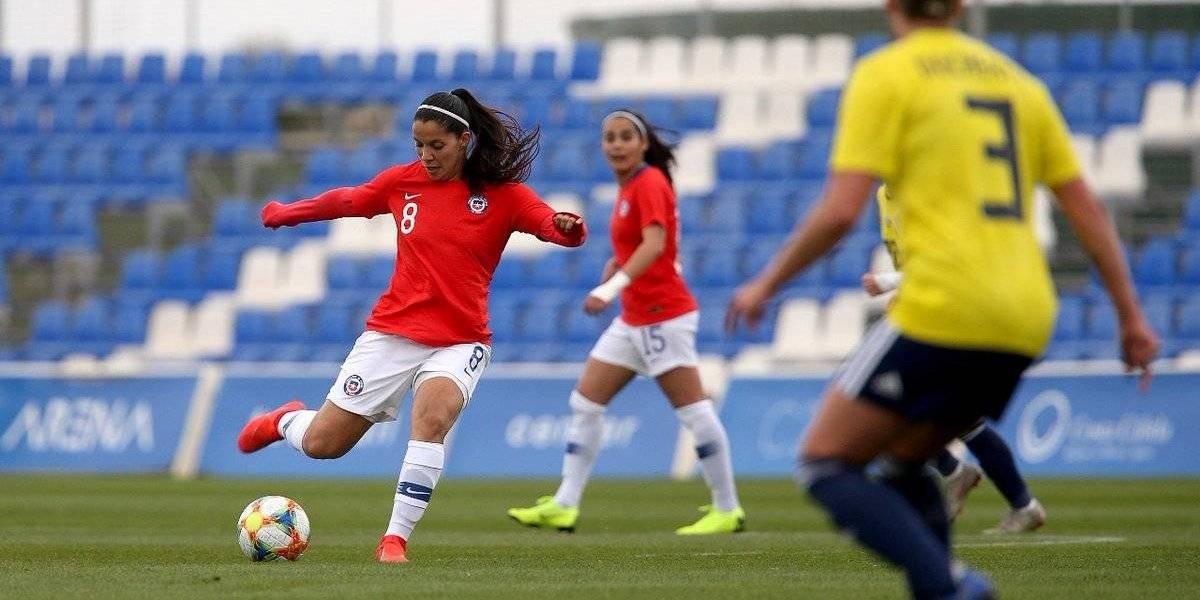 La Roja femenina empató con Escocia gracias a una notable Endler en amistoso previo al Mundial