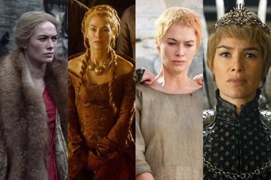 Game Of Thrones 5 Personajes Cuyo Estilo Evolucionó De Manera