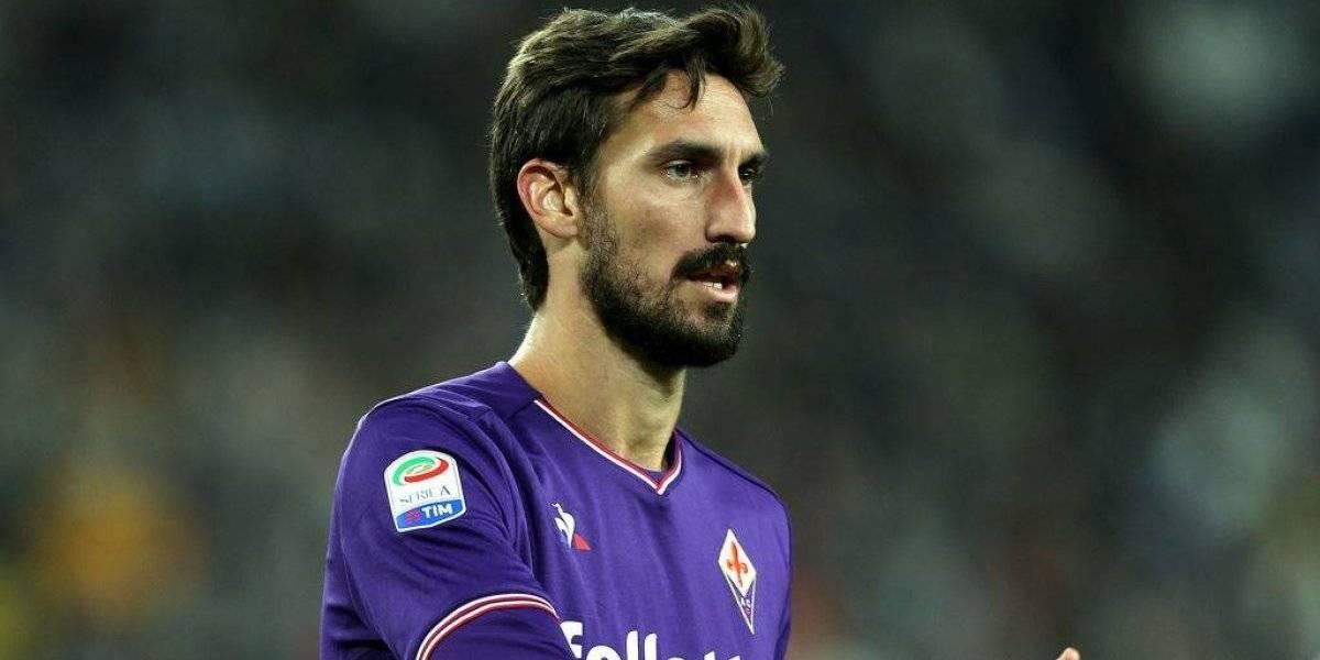 Fiorentina dará contrato de por vida a familia de Davide Astori