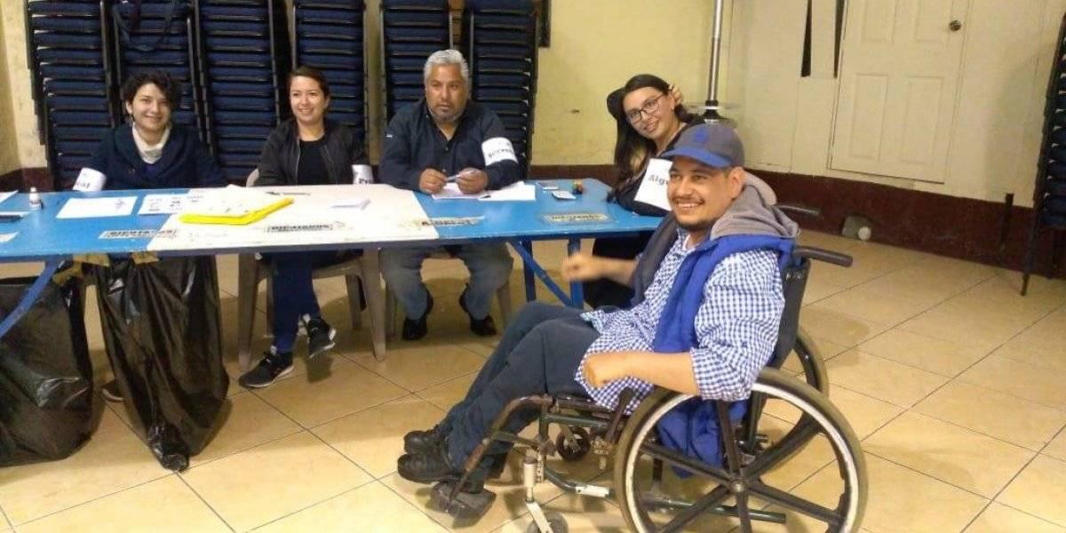 CONADI: Hasta 2016 únicamente habían 500 personas con discapacidad empadronadas