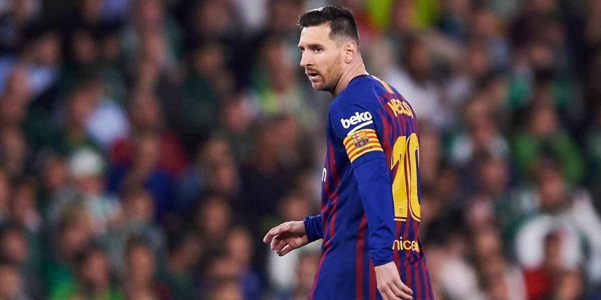 El Barcelona quiere a Leo Messi 'para siempre'