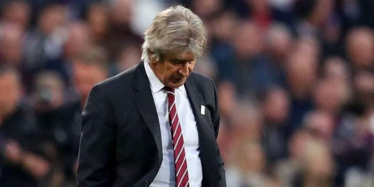 El West Ham ya le estaría buscando sucesor a Manuel Pellegrini en Francia