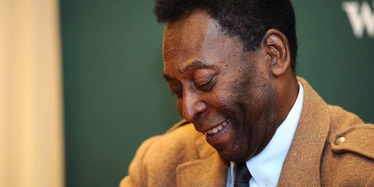 Hospitalizan nuevamente a Pelé, ahora en Brasil