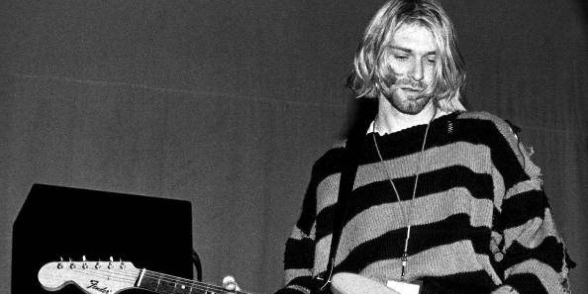 Hoy hace 25 años, una escopeta segó la vida de Kurt Cobain, líder de Nirvana