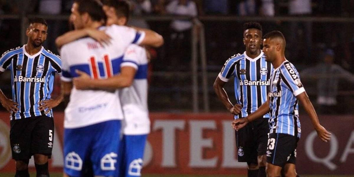 """""""Irreconocibles"""" y """"El peor partido"""": En Brasil destruyeron a Gremio tras perder con la UC en la Libertadores"""