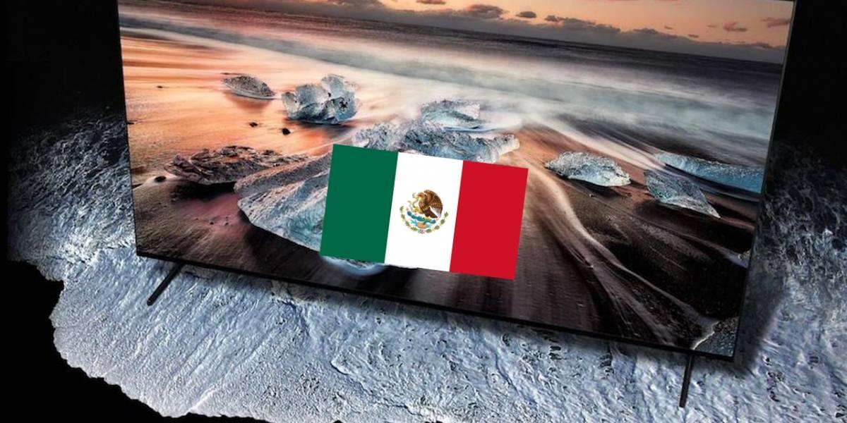 México será el primer país en América Latina en disfrutar la resolución 8K de Samsung