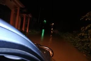 inundación en Izabal