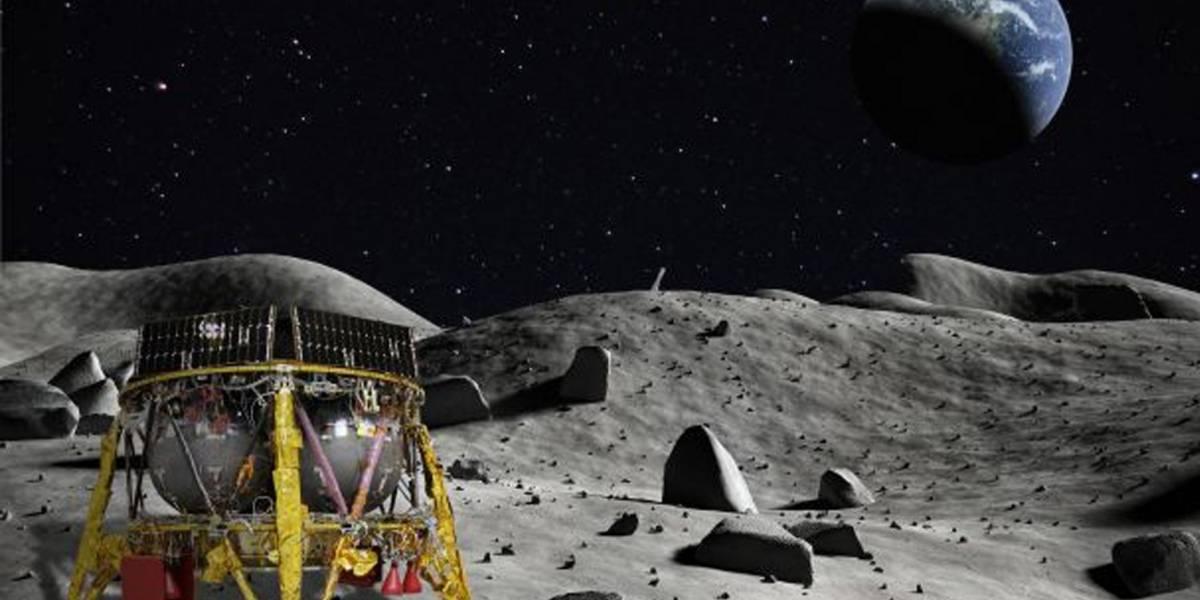 Bereshit entra con éxito en la órbita lunar