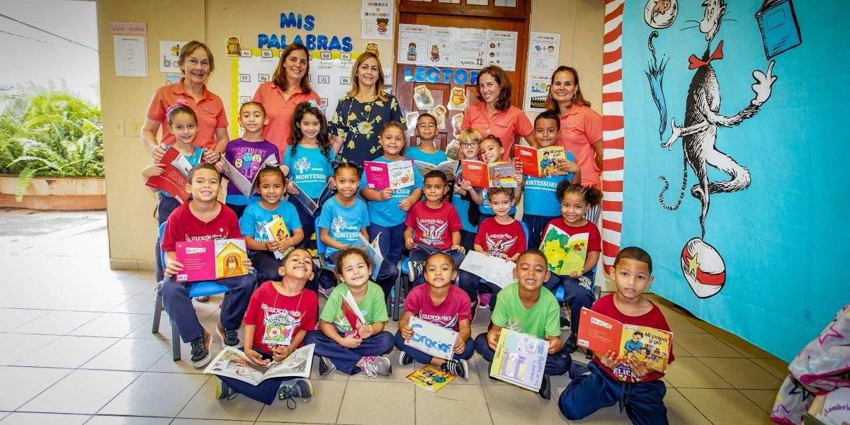 Proyecto busca optimizar las destrezas de lectura en niños de escuela elemental