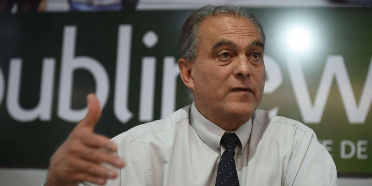 El análisis del candidato: Manuel Villacorta, presidenciable del partido Winaq