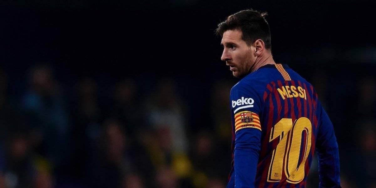 El Barcelona y su operativo para firmar a Messi de por vida