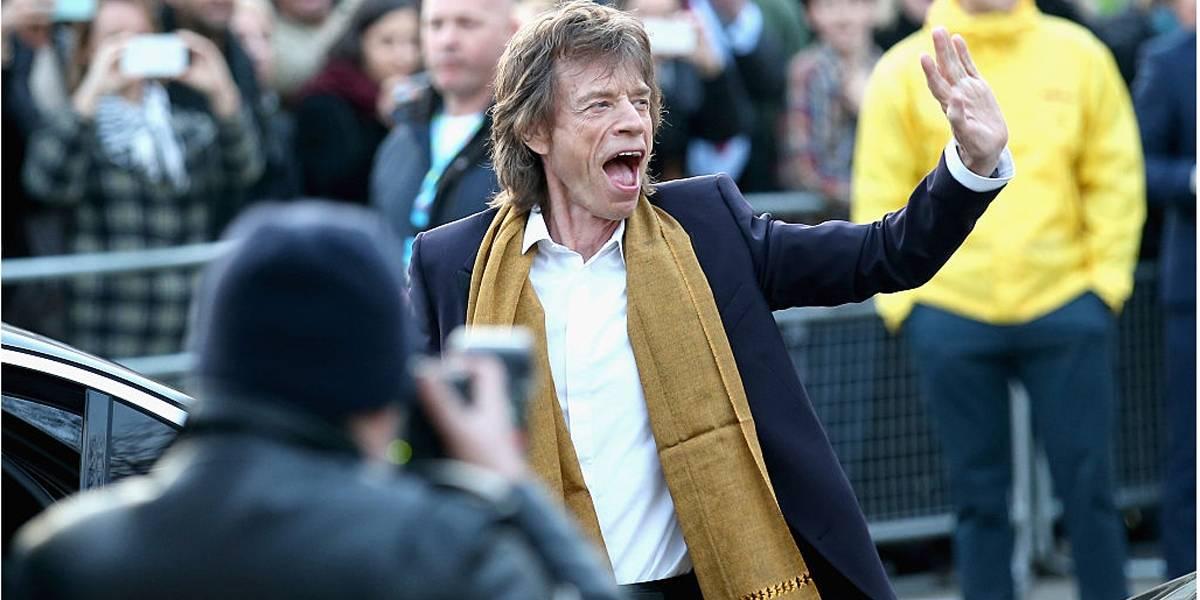 Mick Jagger se recupera de bem-sucedida cirurgia no coração
