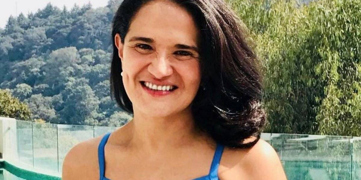 Nora Toledano, primera mexicana en cruzar los Siete Mares