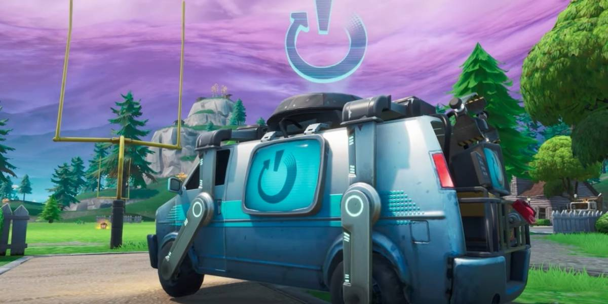 Fortnite le copiará las balizas de reaparición a Apex Legends, en forma de camioneta