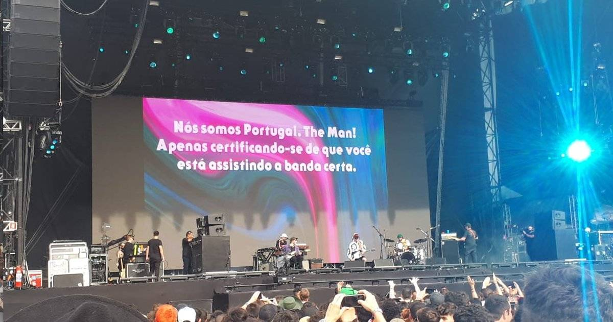Portugal The Man Lollapalooza 2019