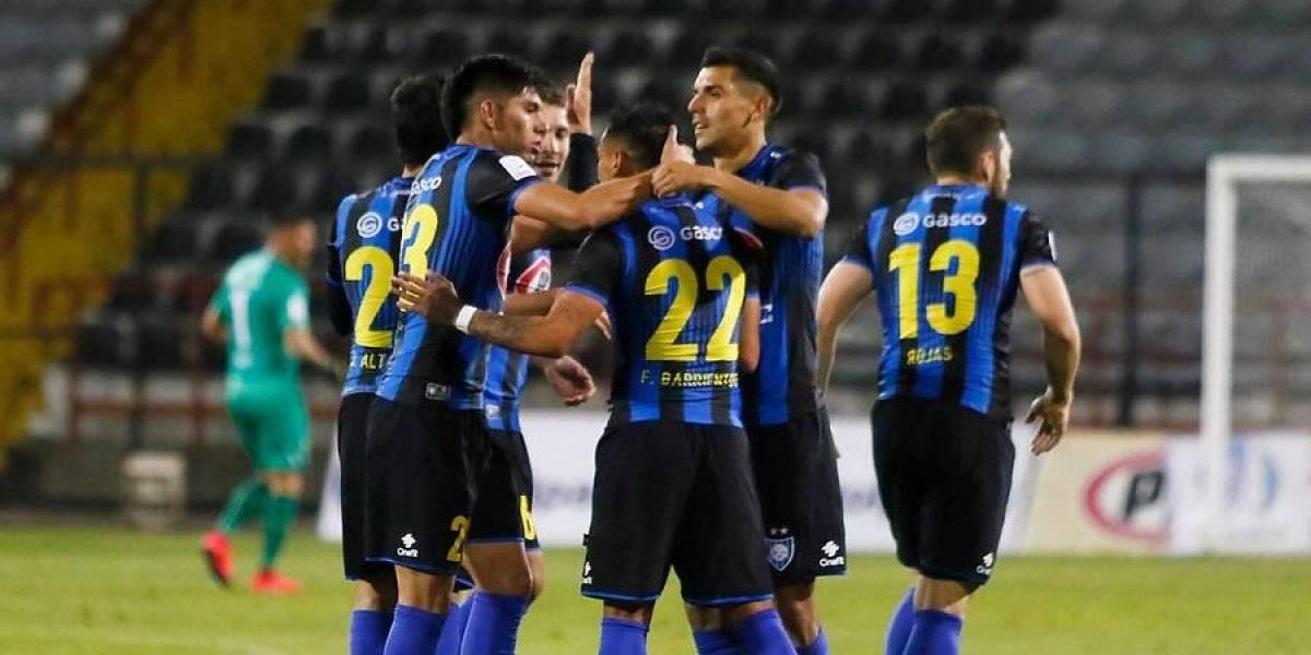 Huachipato le da una mano a la U y hunde a Cobresal en el Campeonato Nacional