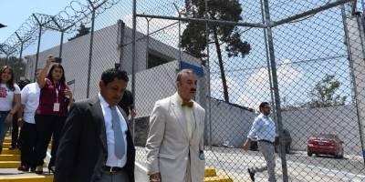 diputados y relatores contra la tortura visitan el Centro Preventivo de zona 18