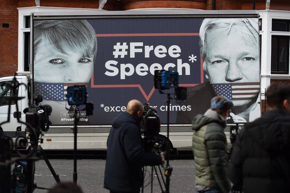 Piden que se le permita salir sin miedo a Assange de la Embajada de Ecuador