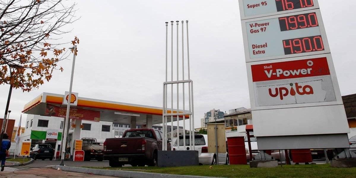 Villa Alemana: robaron el negocio de un servicentro, se les acabó la bencina cuando escapaban y terminaron tomando un colectivo
