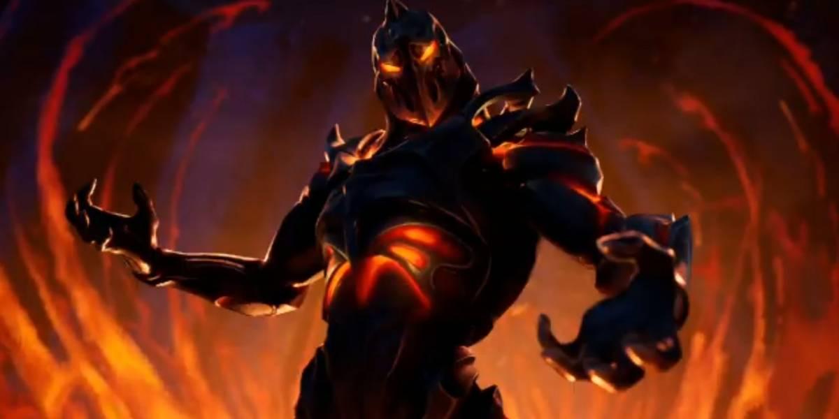 Battle Royale: Traje da semana 8 'Ruína' é revelado pelo Fortnite