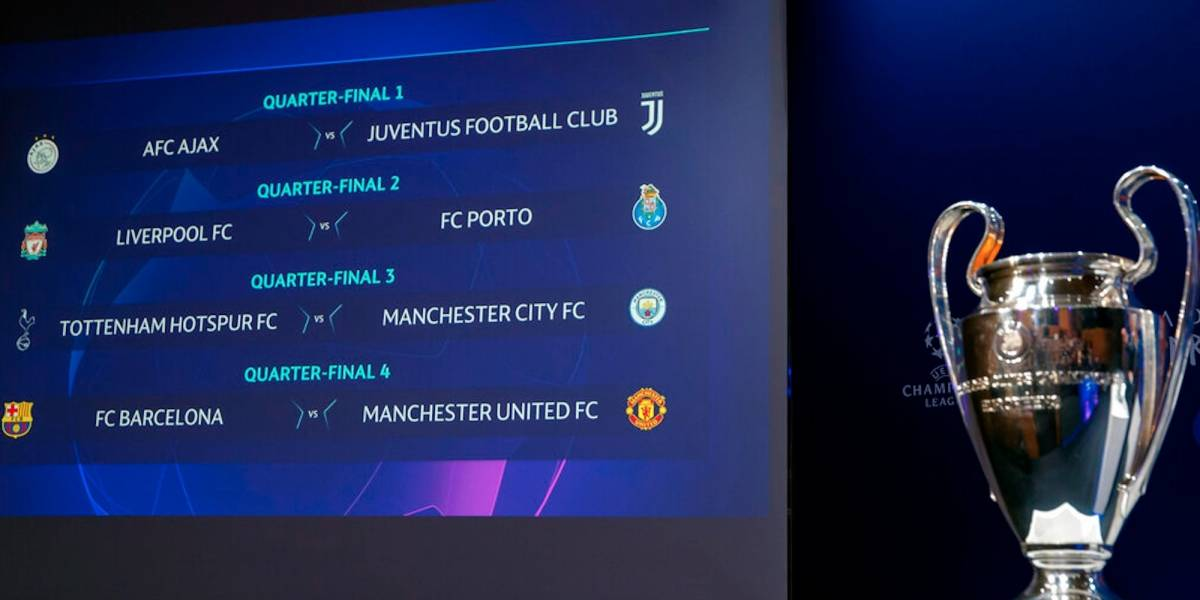 Se preparan cambios para el formato de Champions League