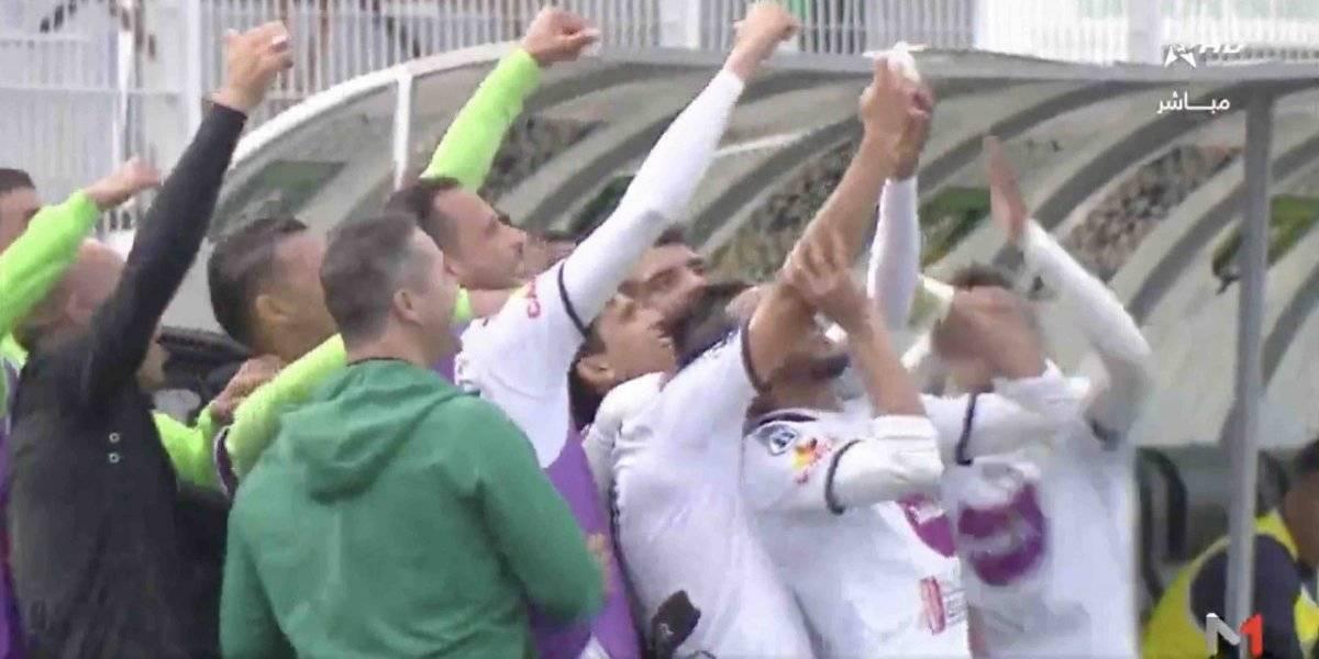 VIDEO: Reciben gol en contra por tomarse una 'selfie'