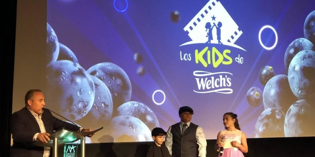 Niños demuestran su ingenio en el Festival Ponte los Cortos