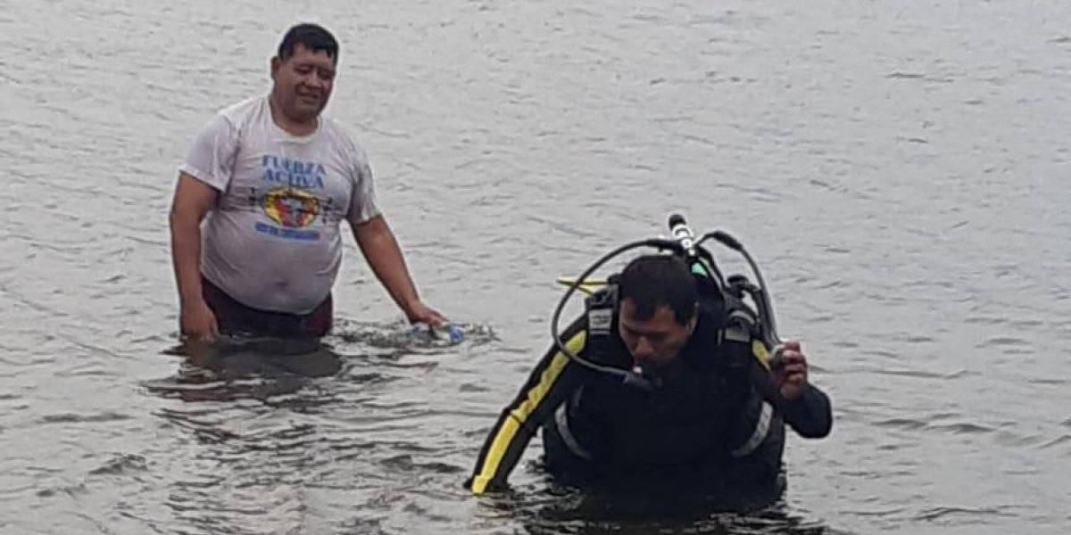 Tres jóvenes pierden la vida en el Lago de Amatitlán