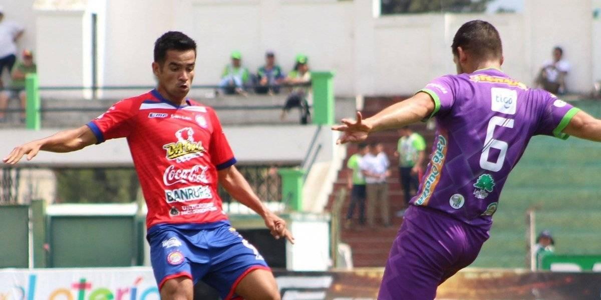 Antigua GFC sigue líder en el Torneo Clausura 2019